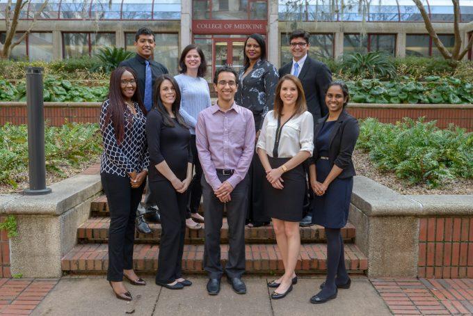 Faculty and fellows 17-18